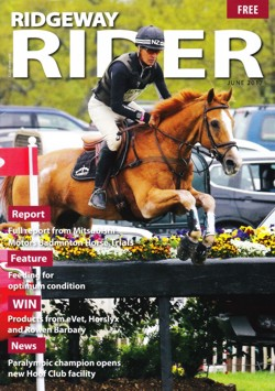 Ridgeway Rider June 2017